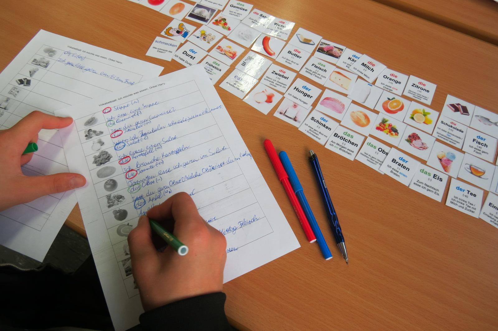Die Sprachförderung | Paul-Schneider-Realschule plus und Fachoberschule