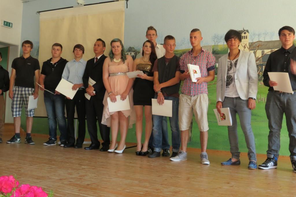 Die Absolventen der KoA