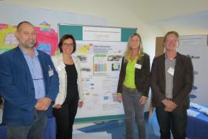 "Präsentation bei der Kick-Off-Veranstaltung des Projekts ""Hospitationsschulen"""